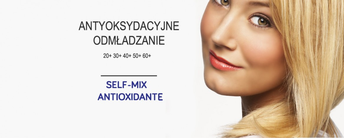 SELF-MIX ANTIOXIDANTE